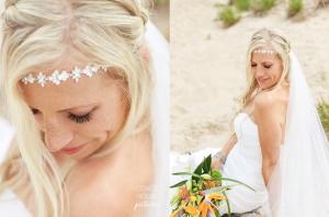 illinois state beach resort wedding