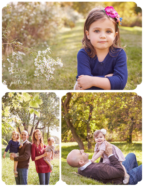 The Holden Family, Coach House Pictures