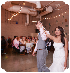 Ignite Glass Studio Wedding