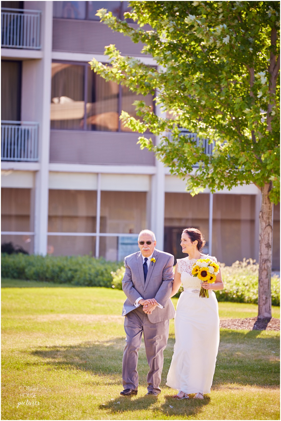 Chicago outdoor Wedding