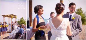 Chicago summer wedding